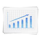 Hand Drawn Bar Graph