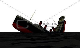 cruise ship sinking
