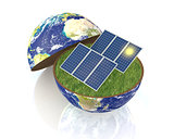 concept of renewable energy
