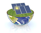 concept of renewable energy