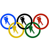 Hockey and the Olympic rings-1