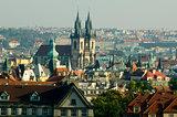Prague - general view