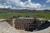 Roman theater - Aspendos