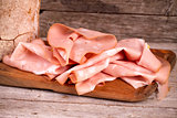 Fresh Mortadella Slices