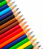Brightly Colored Art Pencils Artist Supply Lead Writing Instrume