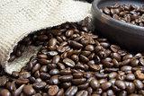 Coffee Beans Closeup II