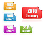 January of 2015
