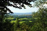 open czech landscape