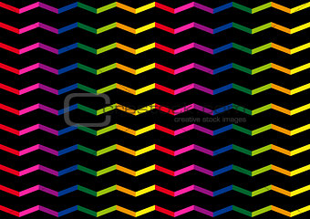 Waves bright background