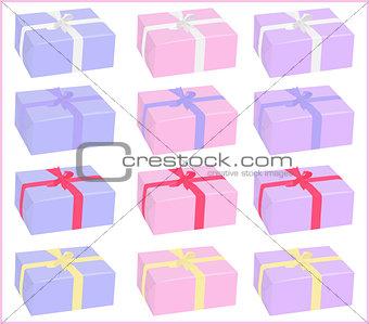 box bow