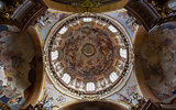 Dome in a Church