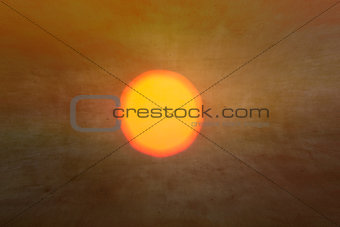 A textured, vintage paper background