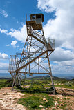 Observation military tower