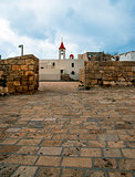 the mediterranean historic city of Acre in north Israel