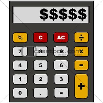 Money calculator