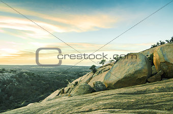 Enchanted Rock Texas