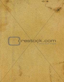 Grunge kraft brown paper texture
