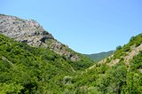 Crimean mountains