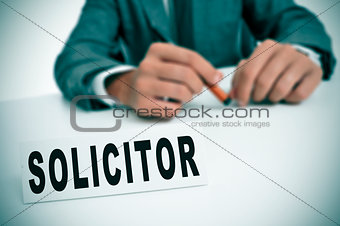solicitor