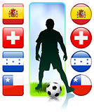 Soccer/Football Group H