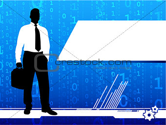Business report background