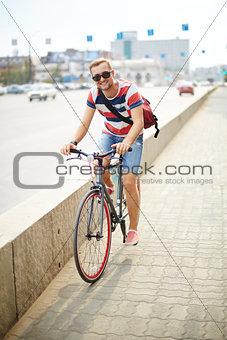 Active guy