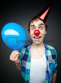 Balloon guy