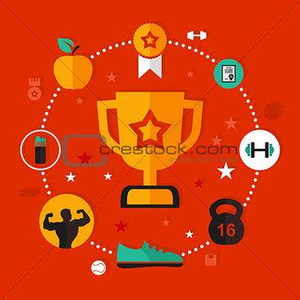 Award sports