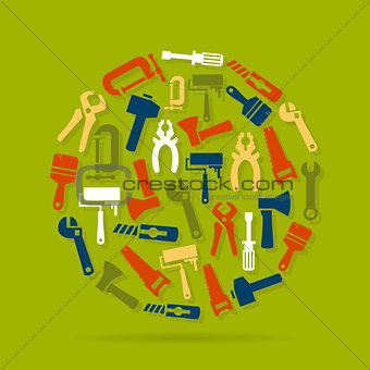 Tool circle