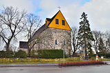 Finland. Church of Sts. Lawrence