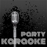 vector background for karaoke party