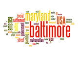 Boston word cloud