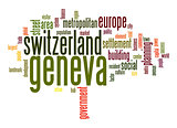 Geneva word cloud