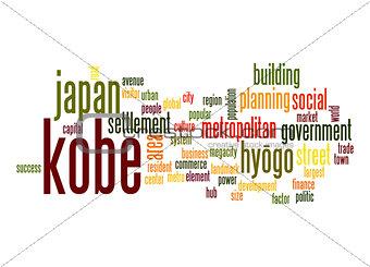 Kobe word cloud