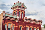 historic firehouse in Fort Collins
