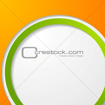 Abstract vector business backdrop
