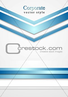 Abstract elegant web art design