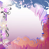 abstract ornate background