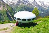 UFO in Caucasus