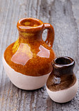 Earthenware Jugs