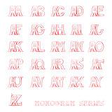 A monogram series