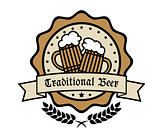 Emblem for Traditional Beer