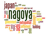 Nagoya word cloud