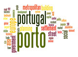 Porto word cloud