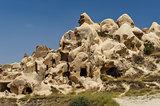 Rocks near Goreme,  Cappadocia, Turkey