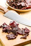 tasty beef jerky