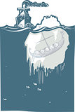 Iceberg Viking