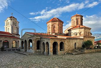 Monastery in Ohrid, Macedonia