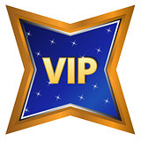 Vip symbol
