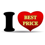 I love best price